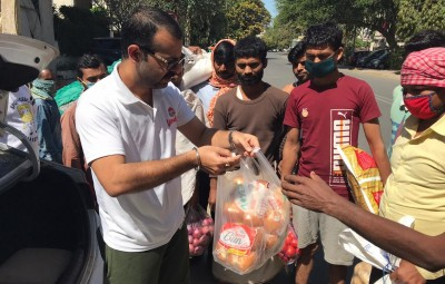 Wendy's emerges saviour; provides food for needy
