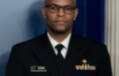 United States Surgeon General Jerome Adams. (Photo: White House/IANS)