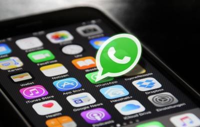 WhatsApp. (File Photo: IANS)